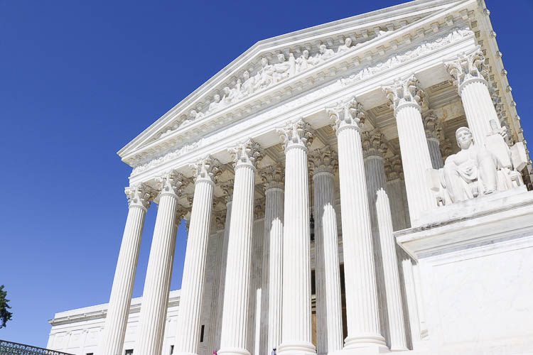 Supreme Court - Privacy Policy featured by popular DC life and style blogger, Cobalt Chronicles