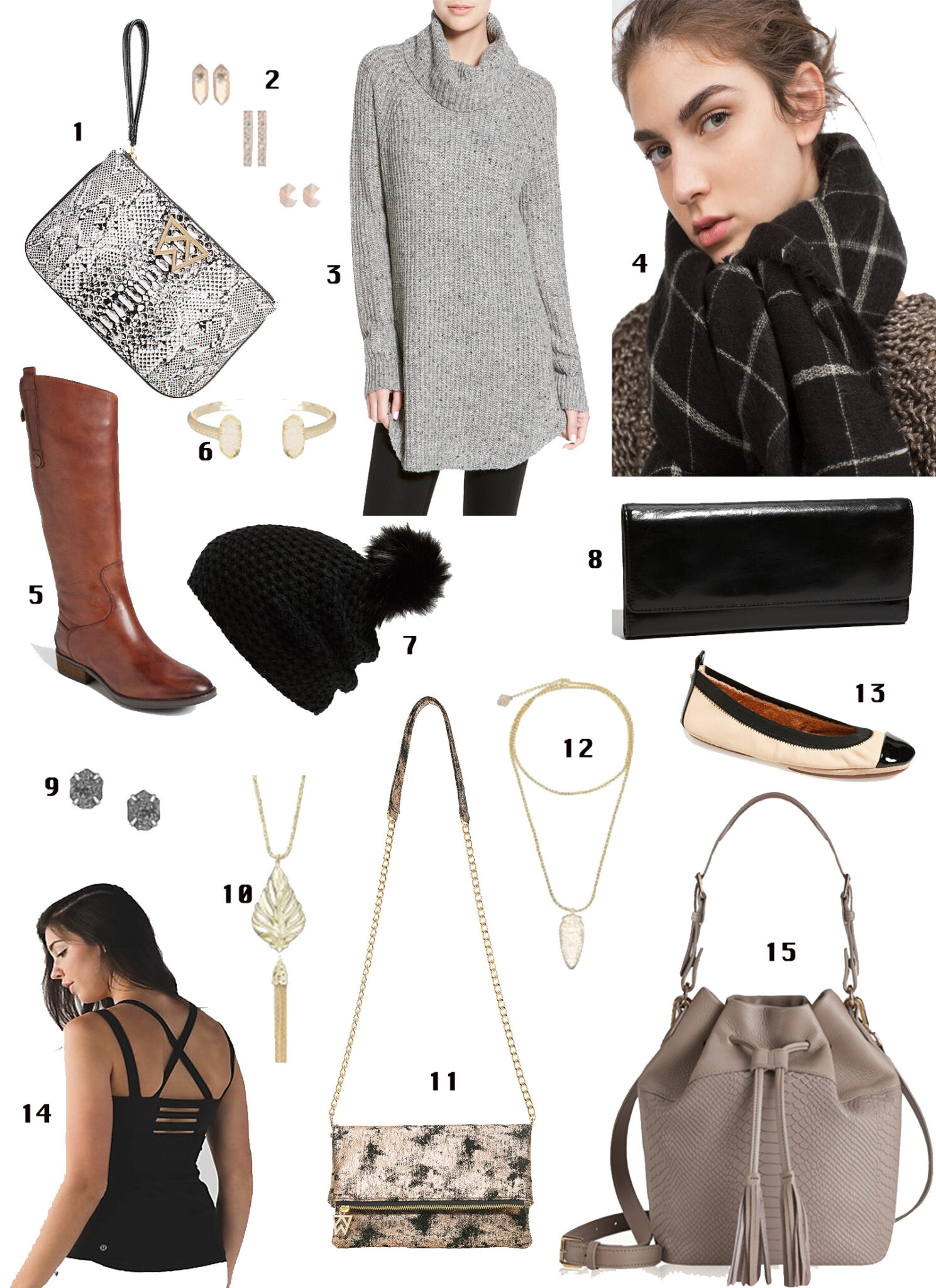 Tis The Season | Gals Gift Guide