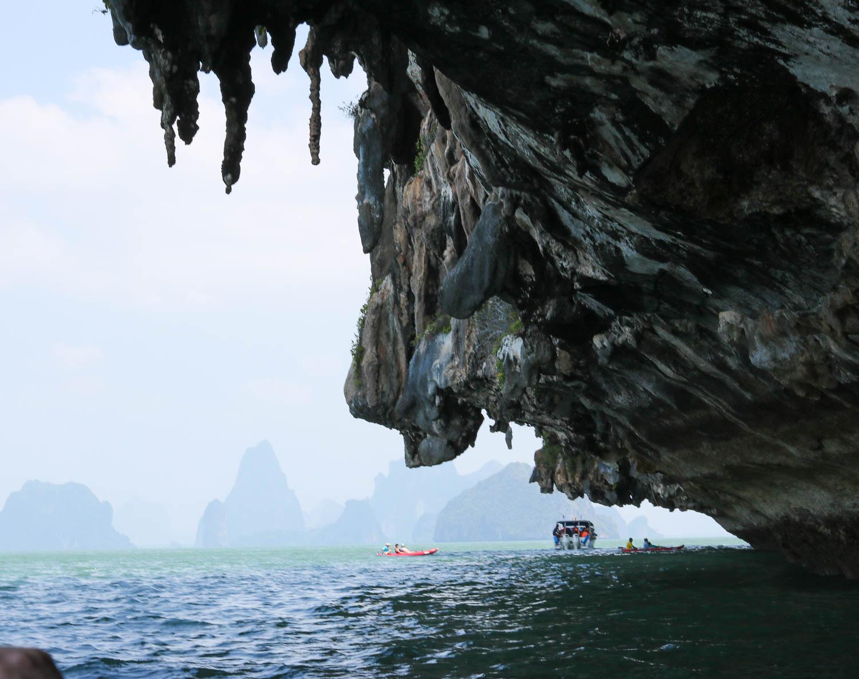 Phang Nga Bay Phuket, Thailand