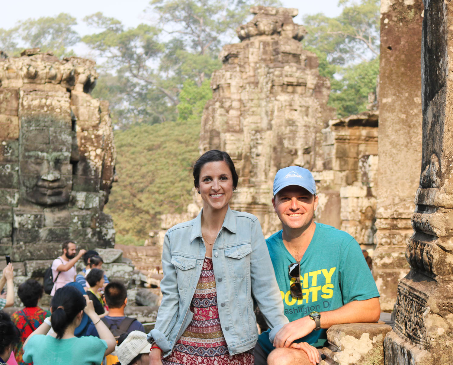 Siem Reap Travel Guide | Bayon Temple | Cobalt Chronicles | Travel Blogger