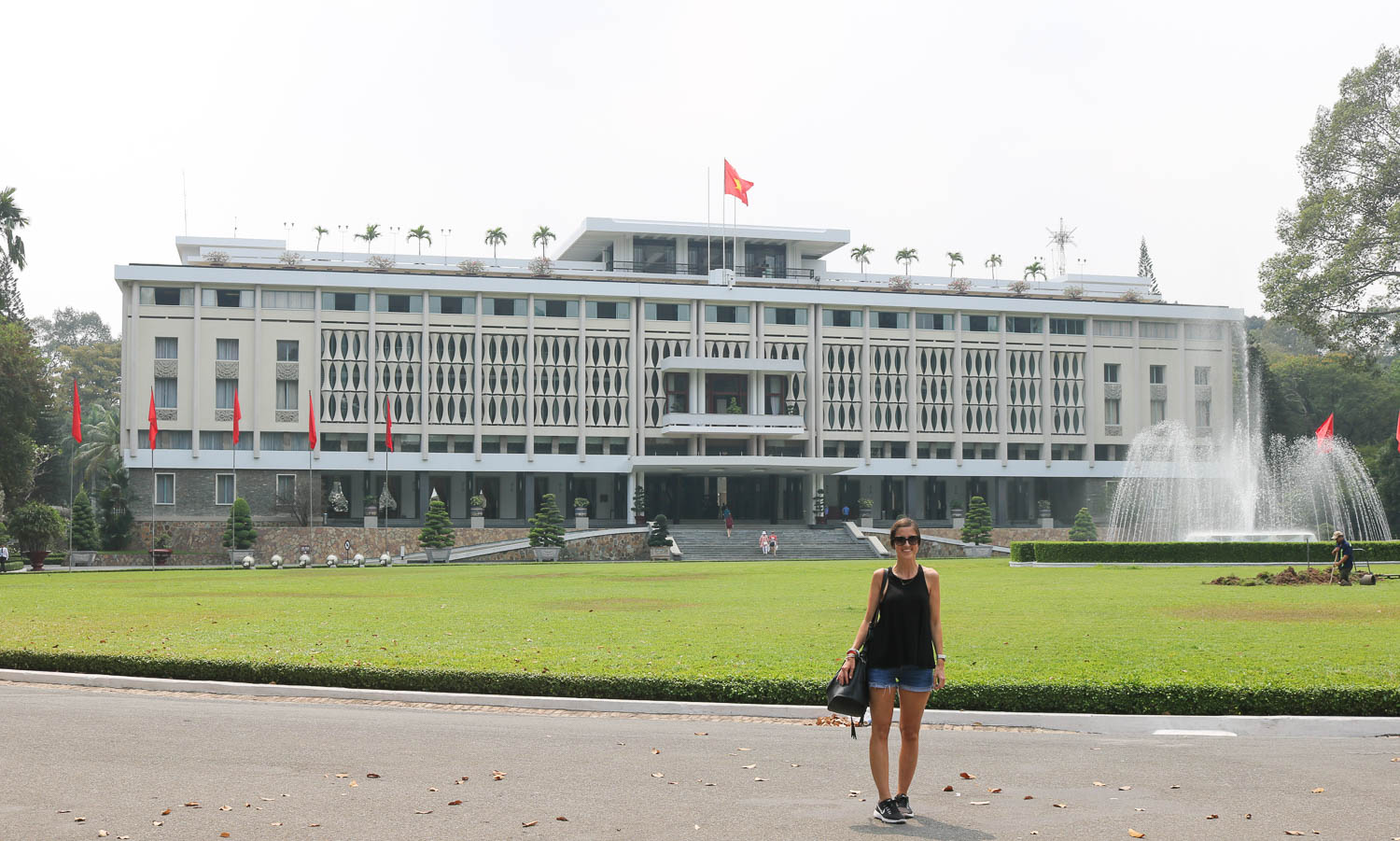 Independence Palace | Ho Chi Minh City Travel Guide | Cobalt Chronicles | Travel Blogger
