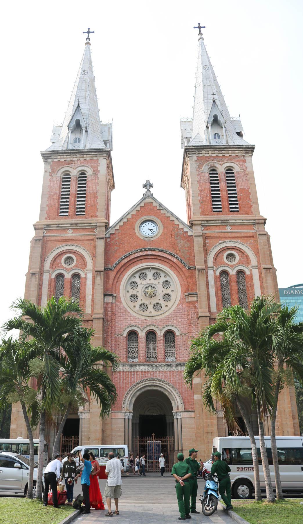 Notre Dame Basilica | Ho Chi Minh City Travel Guide | Cobalt Chronicles | Travel Blogger