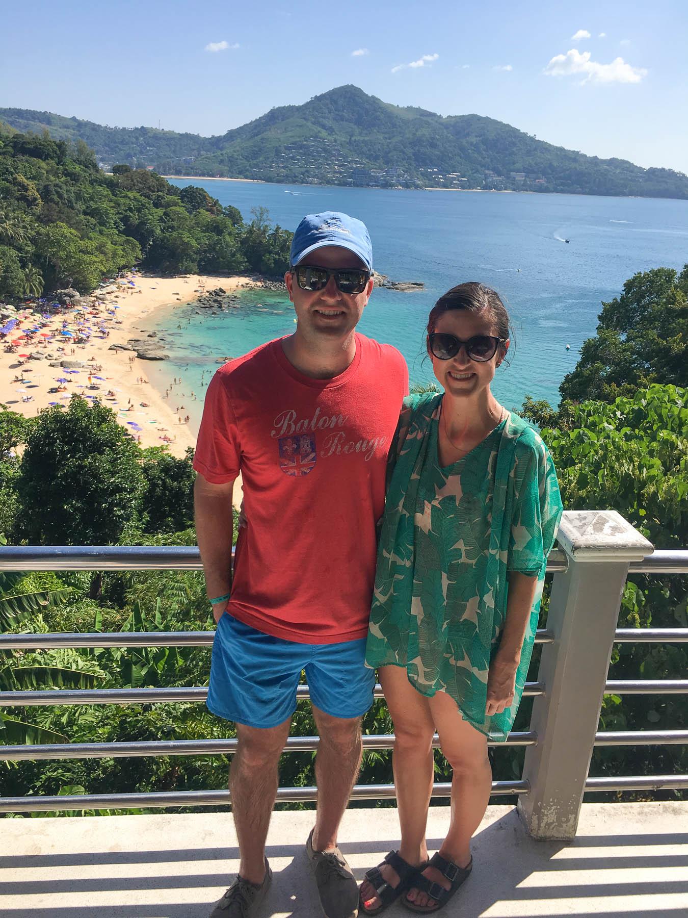 Laem Sing Beach Phuket, Thailand