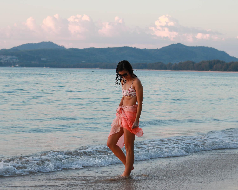 Bang Tao Beach Phuket, Thailand