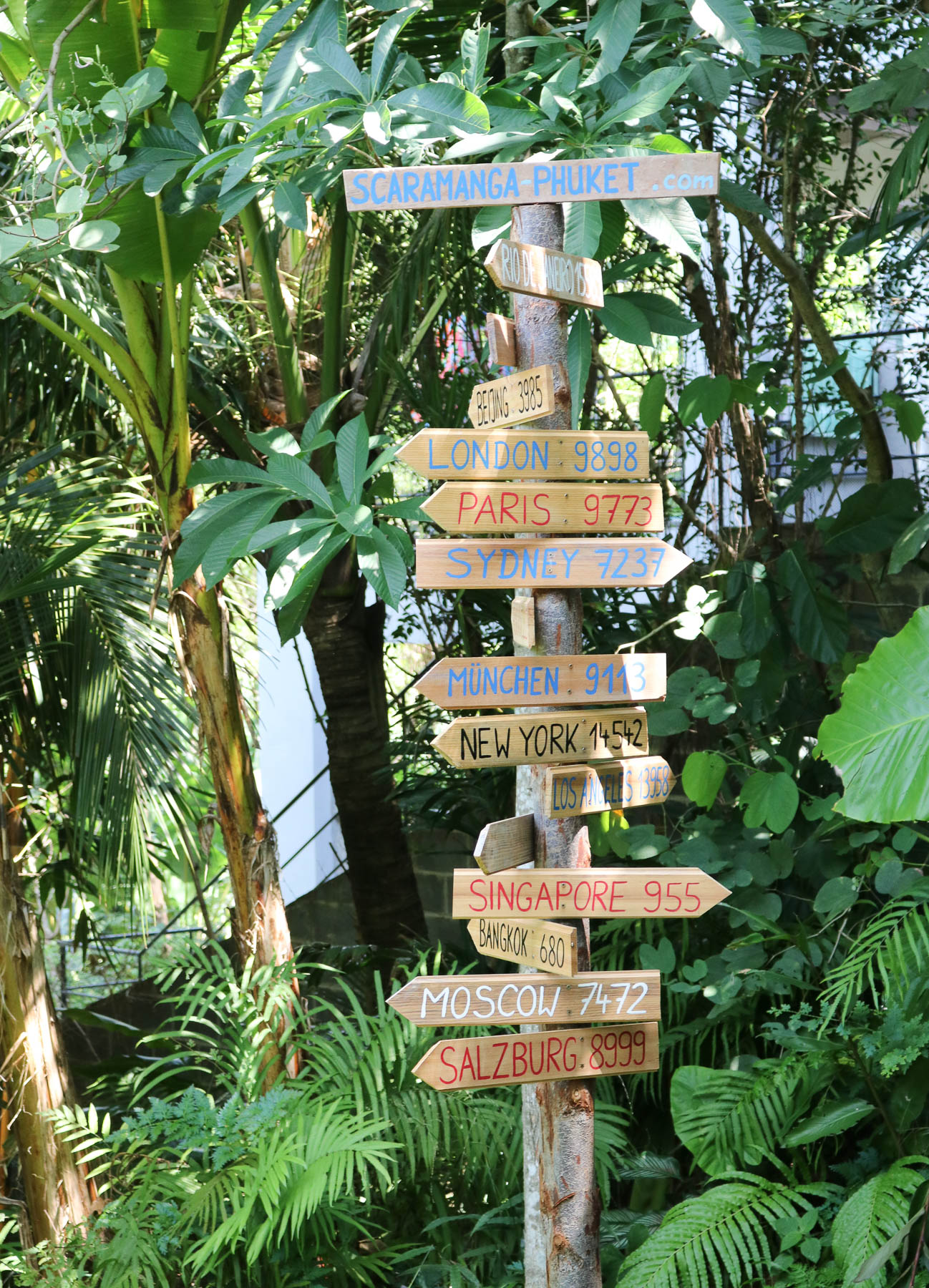 Airbnb Phuket, Thailand
