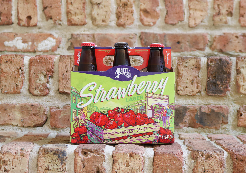 Abita Strawberrt