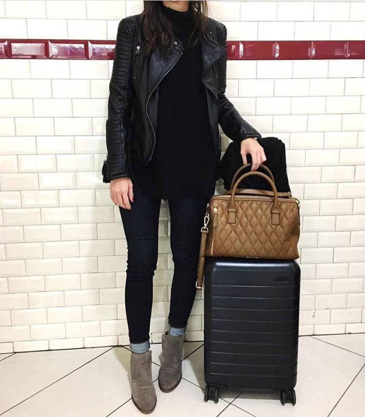 Travel Outfit Idea