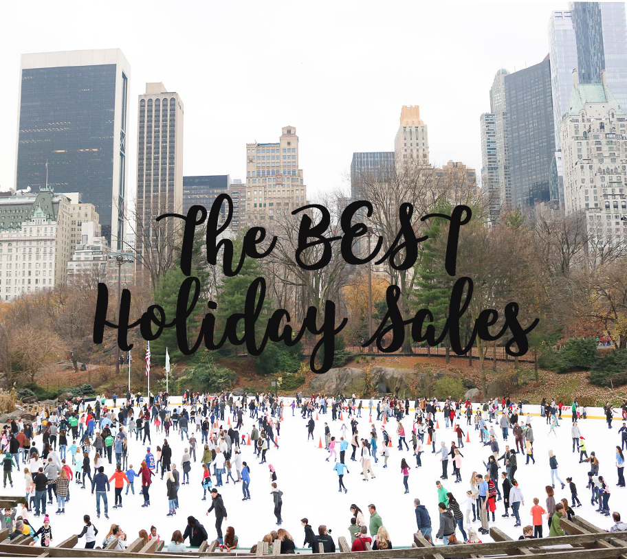 Best Holiday Sales