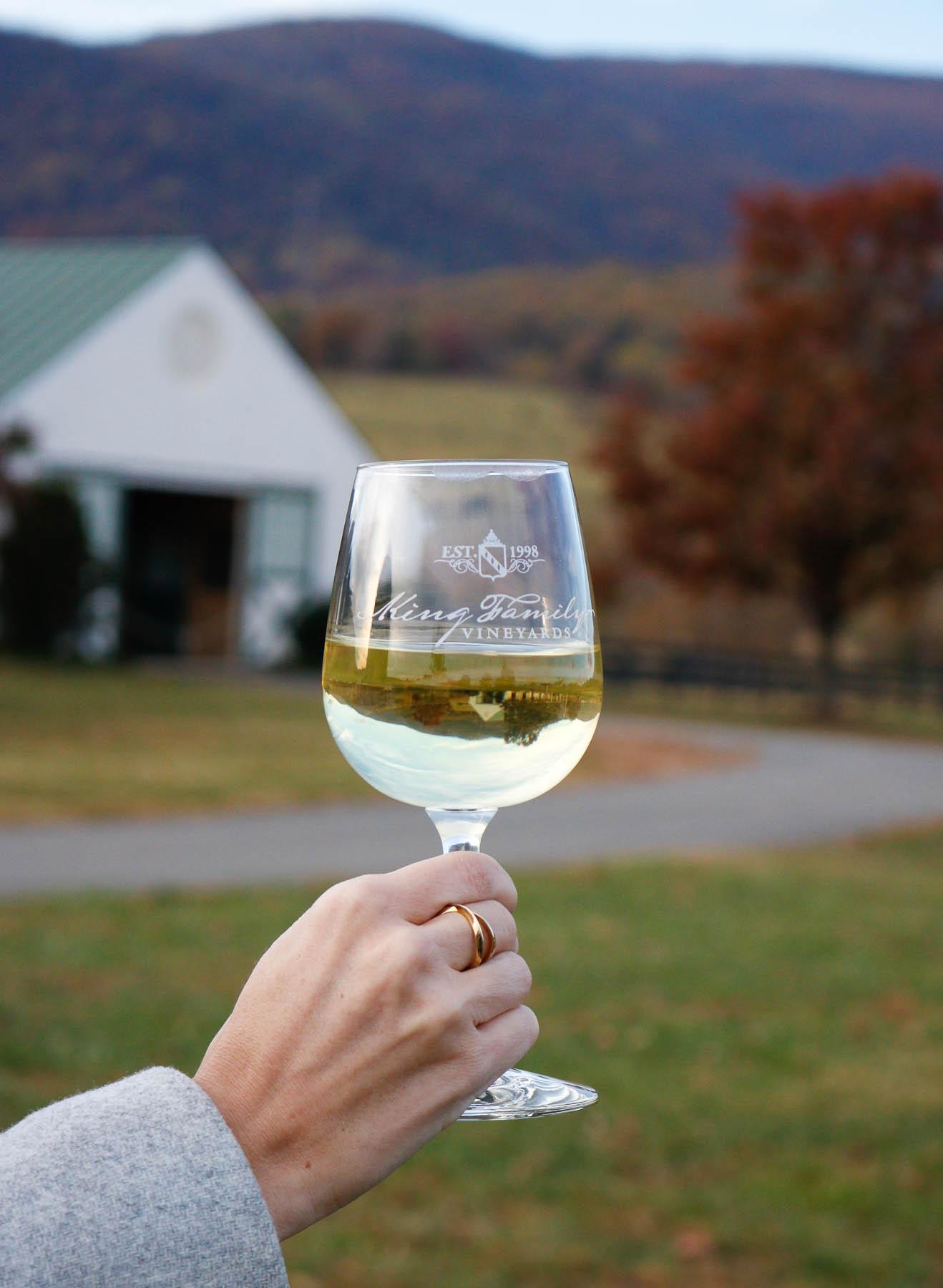 King Family Vineyards | Charlottesville, Virginia Weekend Guide | Cobalt Chronicles