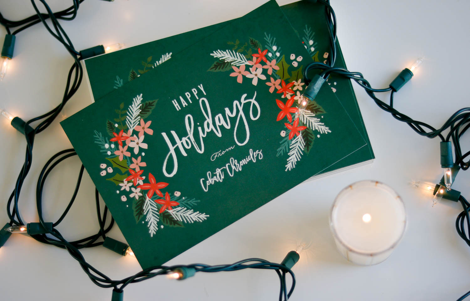 Holiday Cards With Minted