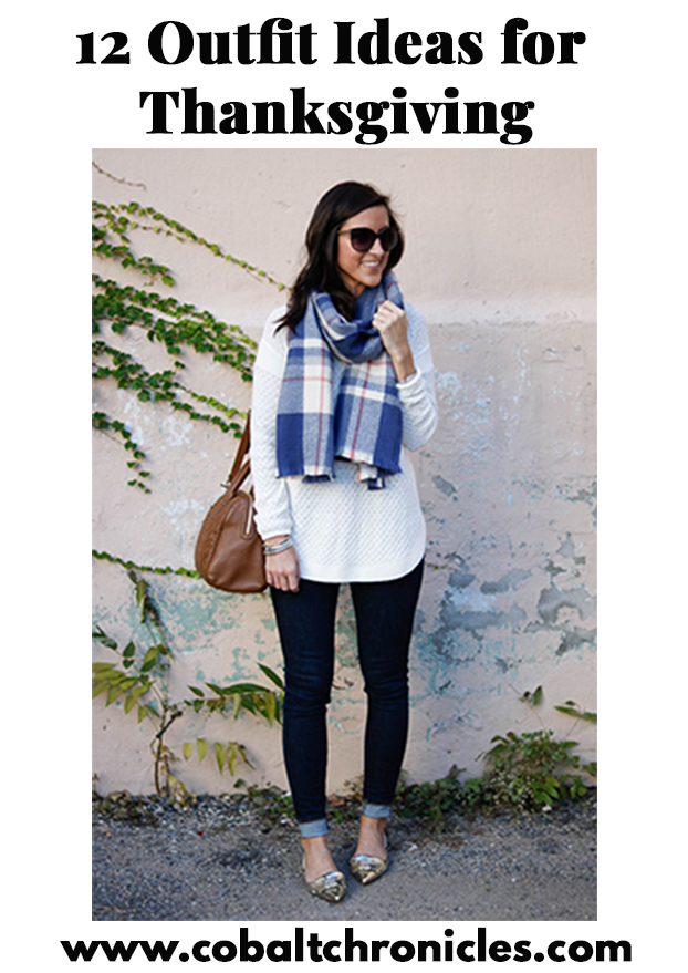 12 Thanksgiving Outfit Ideas   Cobalt Chronicles   Washington, DC   Style Blogger