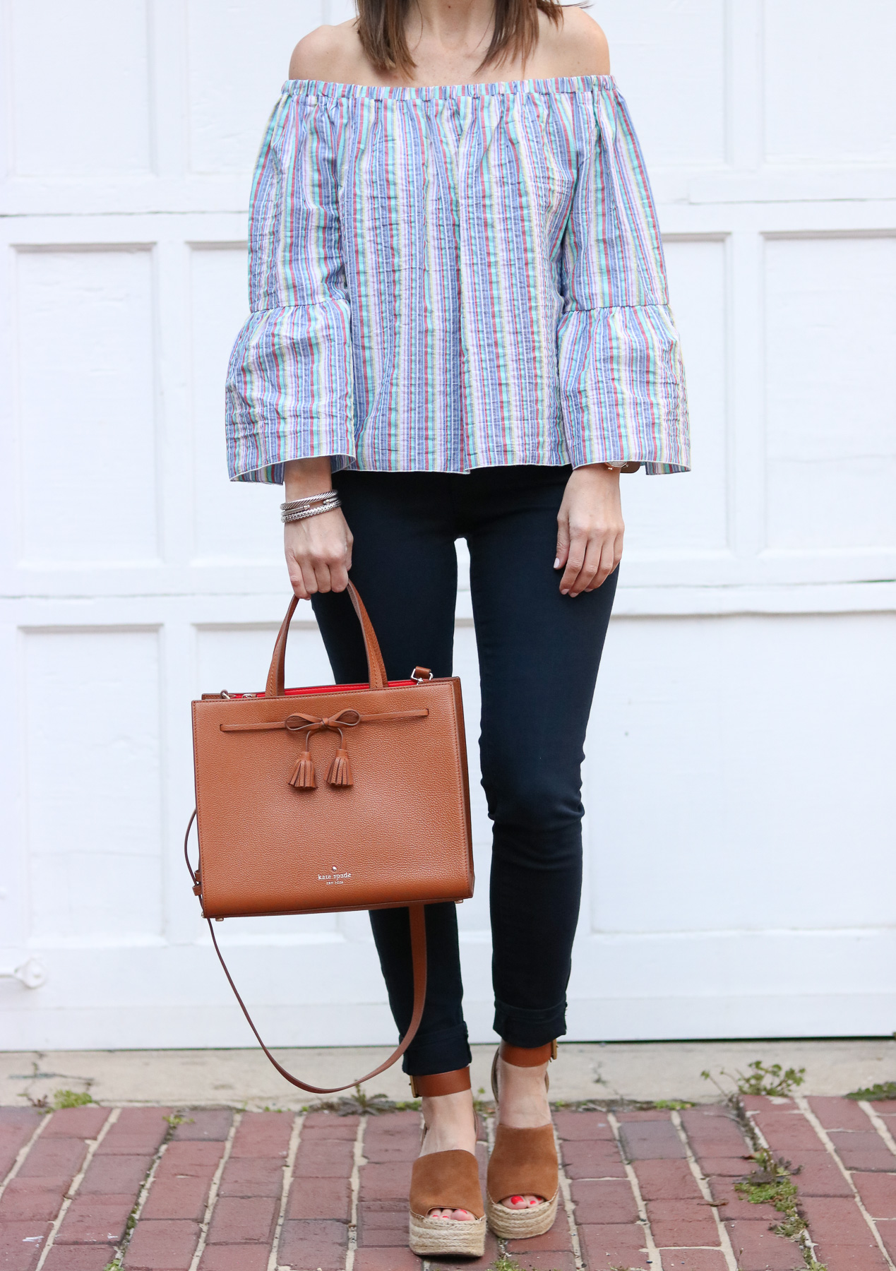 Cobalt Chronicles | Washington, DC Fashion Blogger | Kate Spade Satchel