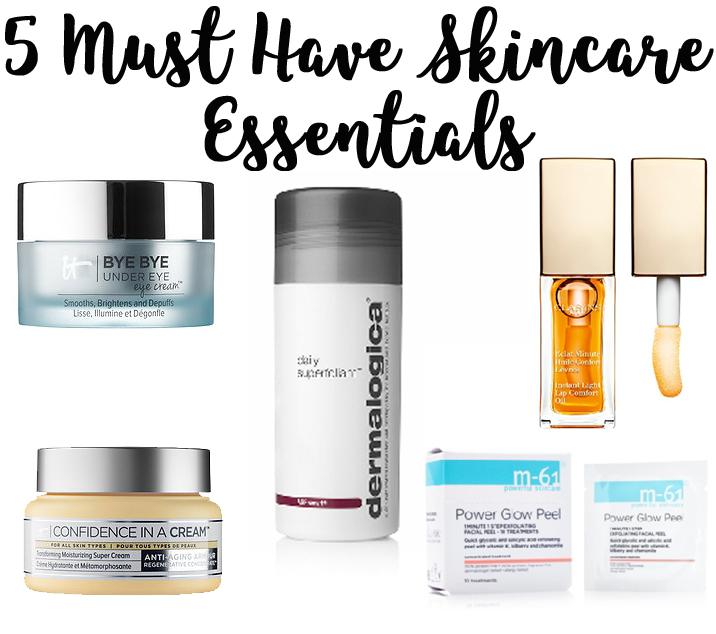 5 Must Have Skincare Essentials @cobaltchronicle