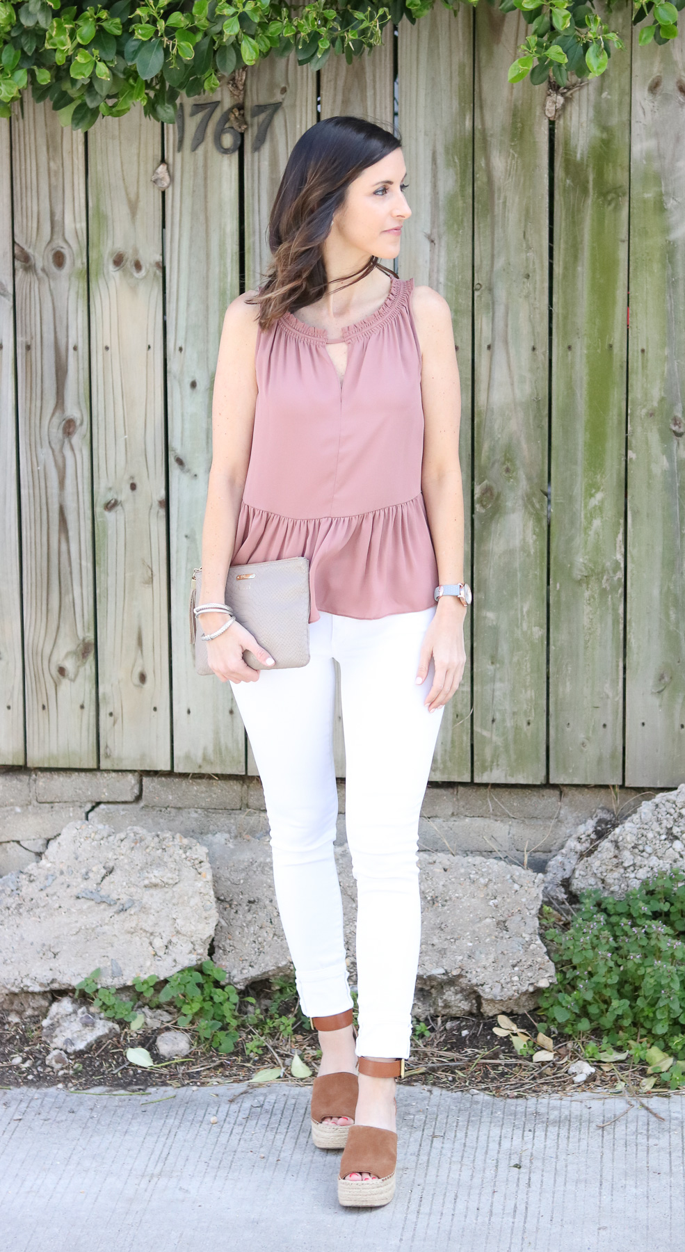 Blush Top @cobaltchornicle