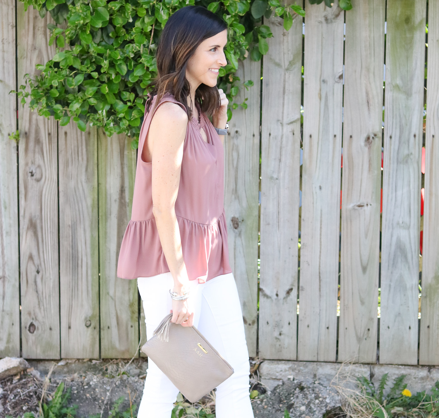 Blush Top @cobaltchronicle