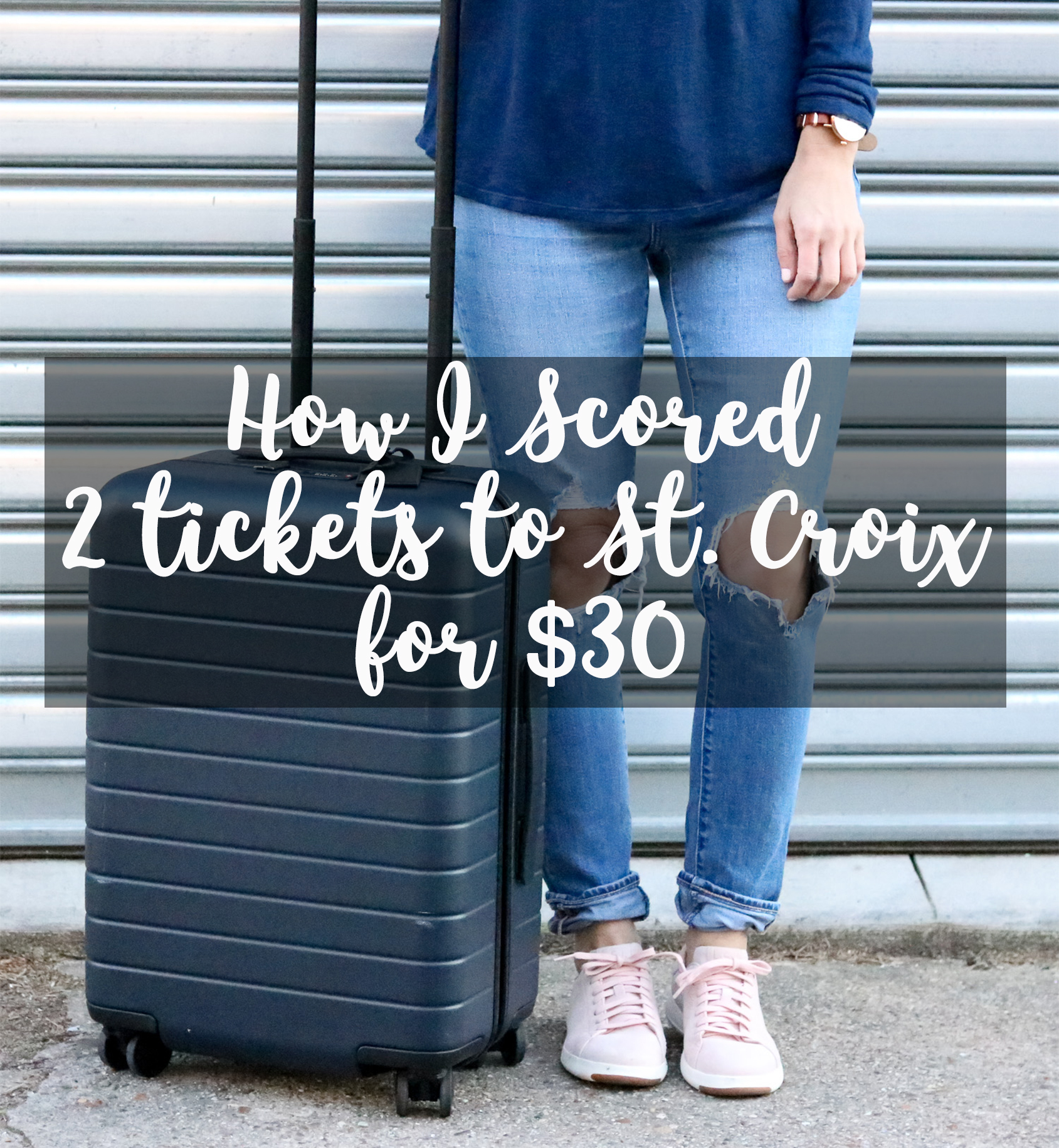 Cheap Tickets to St. Croix | Cobalt Chronicles | Washington, DC | Travel Blogger