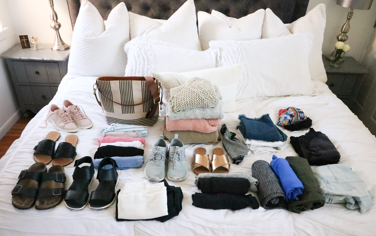What to Pack for Two Weeks In Europe in ONLY a Carry On - Cobalt Chronicles