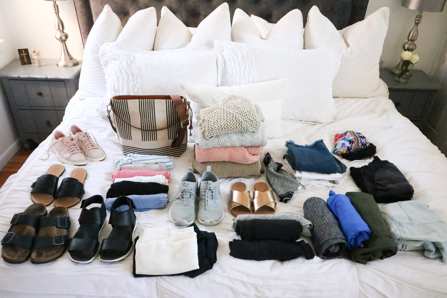 What to Pack in a Carry On Bag for Two Weeks In Europe - Cobalt Chronicles