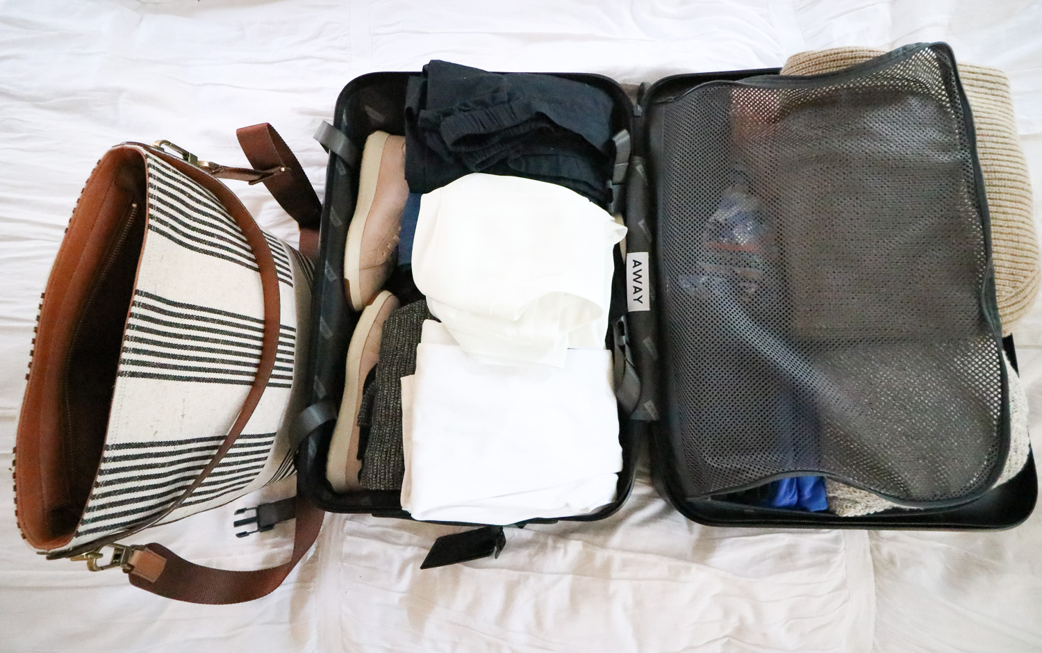 What to Pack for Two Weeks In Europe - Cobalt Chronicles