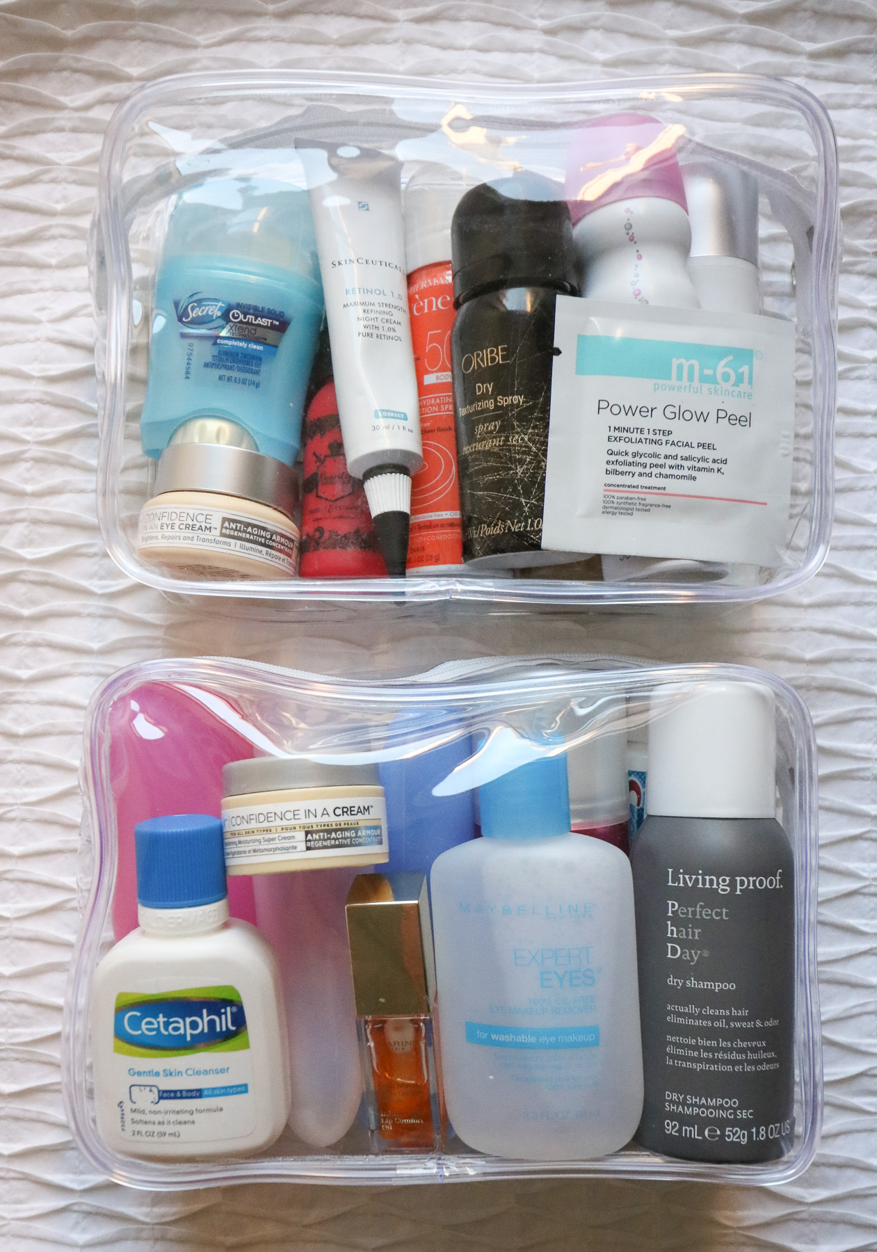 Travel Toiletry Necessities | Cobalt Chronicles | Washington DC | Travel Blogger