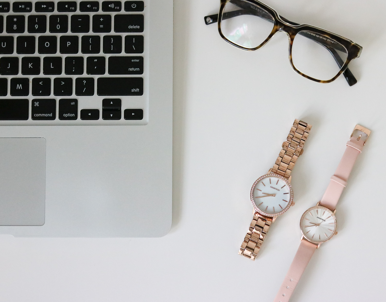 Rose Gold Armitron Watches