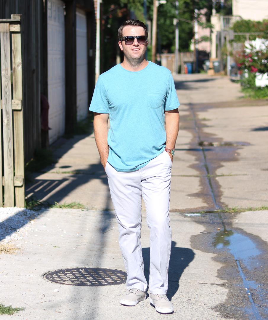 Staying Cool – Men's Summer Essentials
