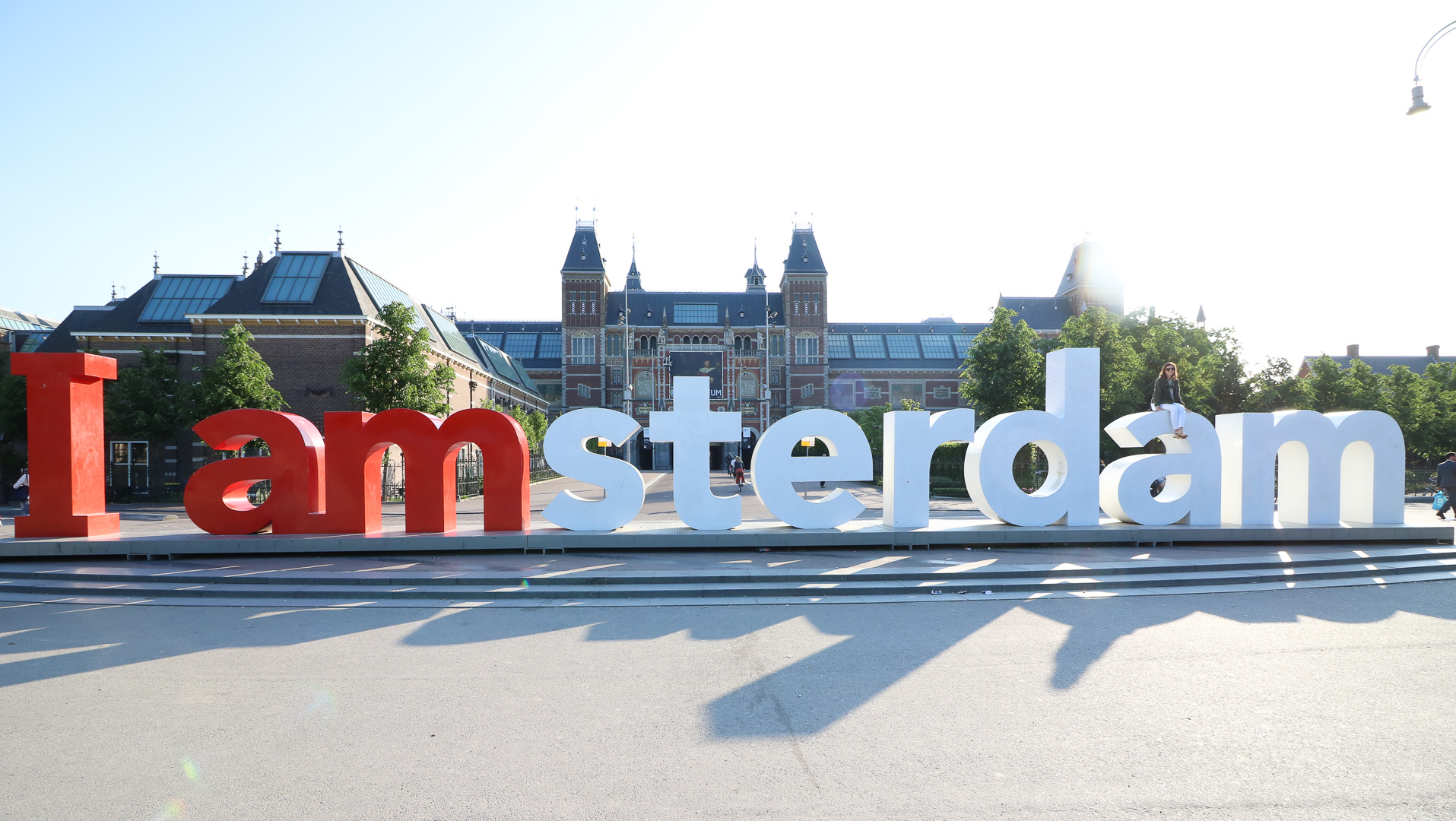 I AMSTERDAM Sign | Amsterdam City Guide | Cobalt Chronicles | Washington, DC | Travel Blogger