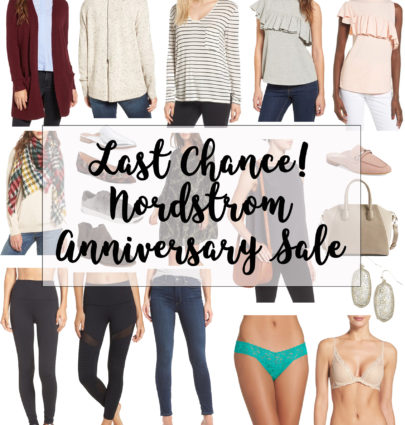 Shop the Nordstrom Anniversary Sale | Cobalt Chronicles | Washington, DC | Fashion Blogger