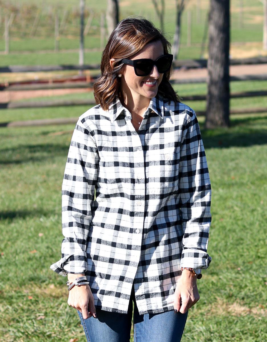 Filson Alaskan Guide Shirt - Filson Clothing: One of Michael's Favorite Places to Shop by Washington DC fashion blogger Cobalt Chronicles