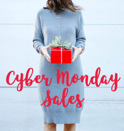 The Best Cyber Monday Sales | Cobalt Chronicles | Washington, DC | Style Blogger