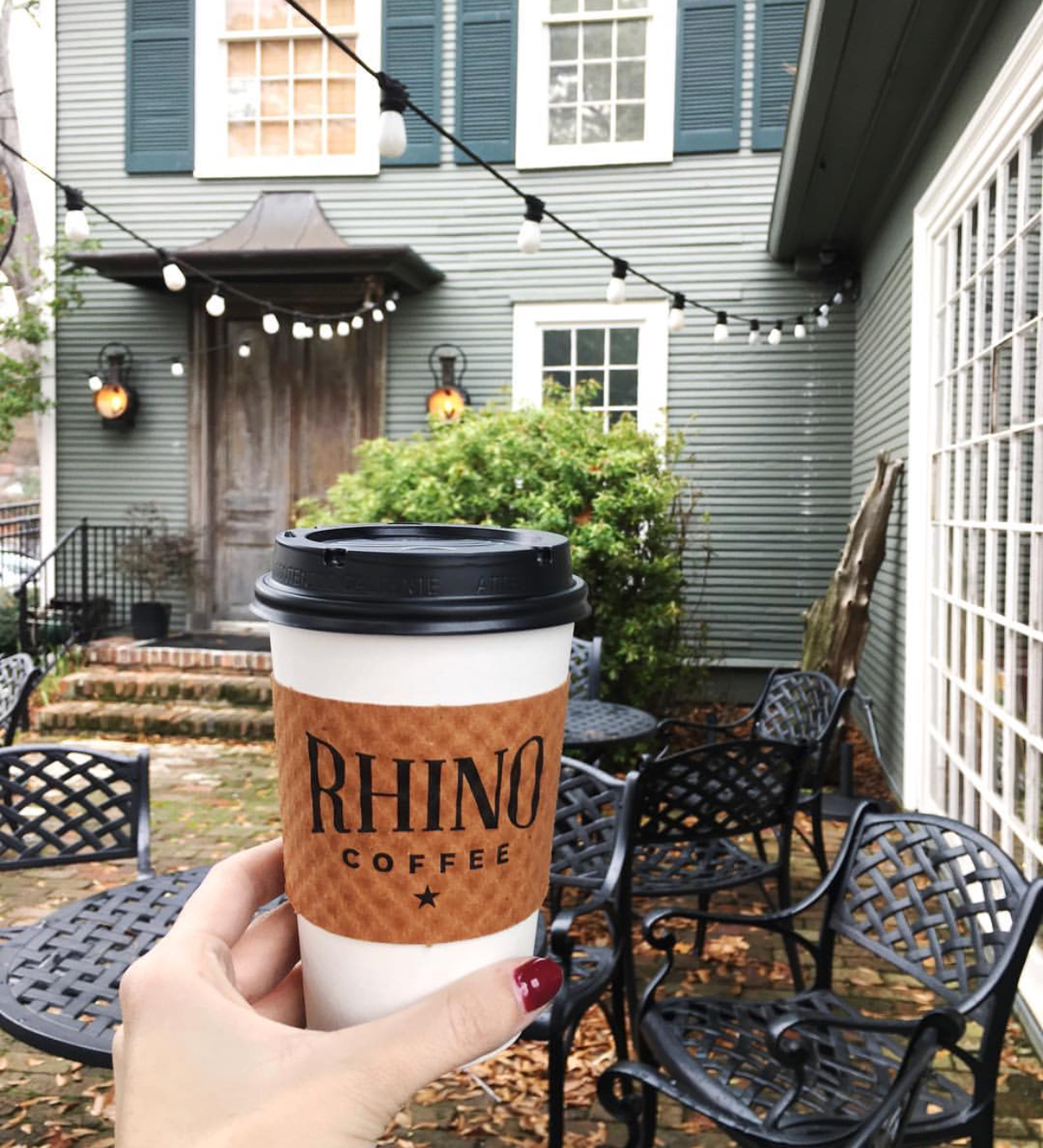 Rhino-Coffee-Shreveport | Cobalt Chronicles | Washington, DC | Style Blogger