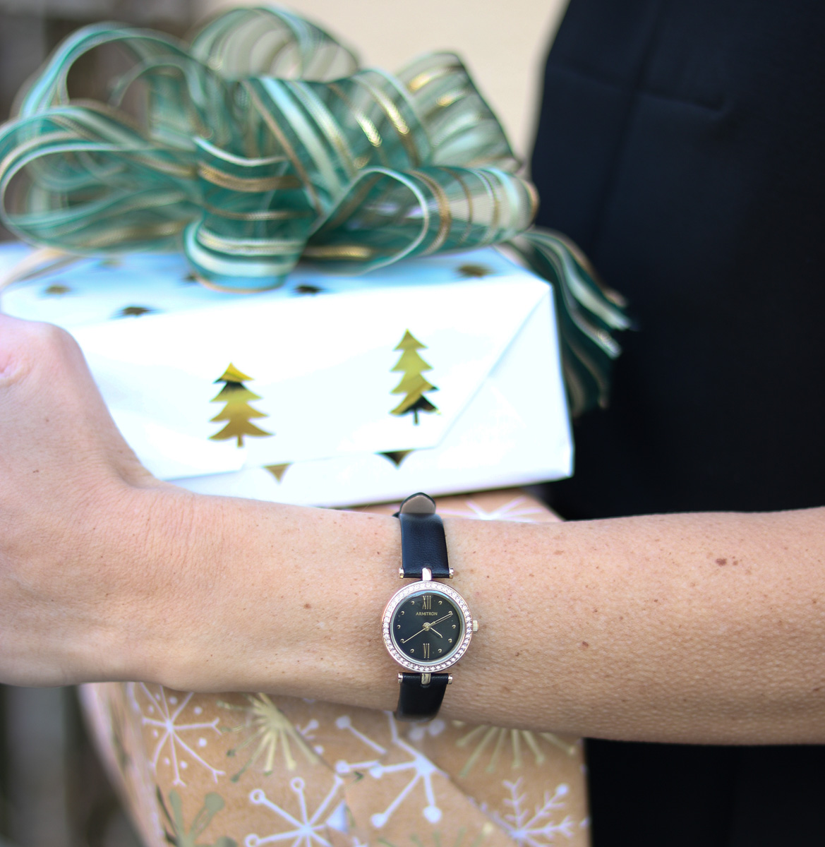 Armitron Watches - The Perfect Gift for the Holidays | Cobalt Chronicles | Washington, DC | Style Blogger