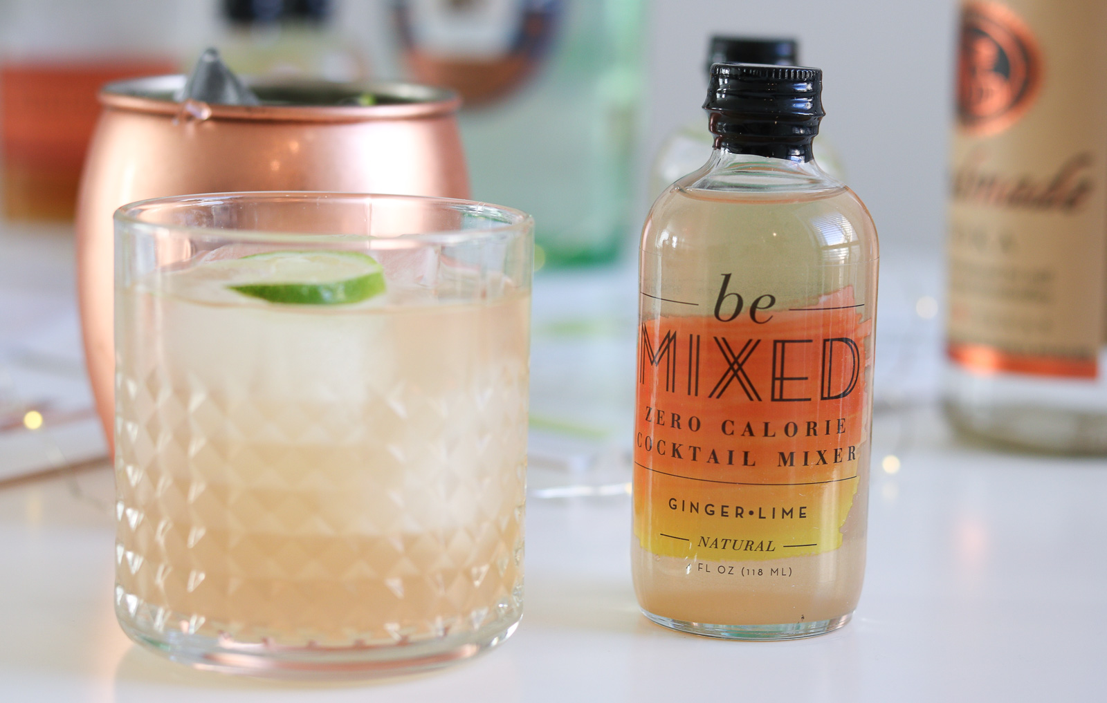 An Easy Cocktail Recipe with Be Mixed   Cobalt Chronicles   Washington, DC   Style Blogger