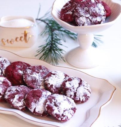 Red Velvet Cookies | Cobalt Chronicles | Washington, DC | Style Blogger