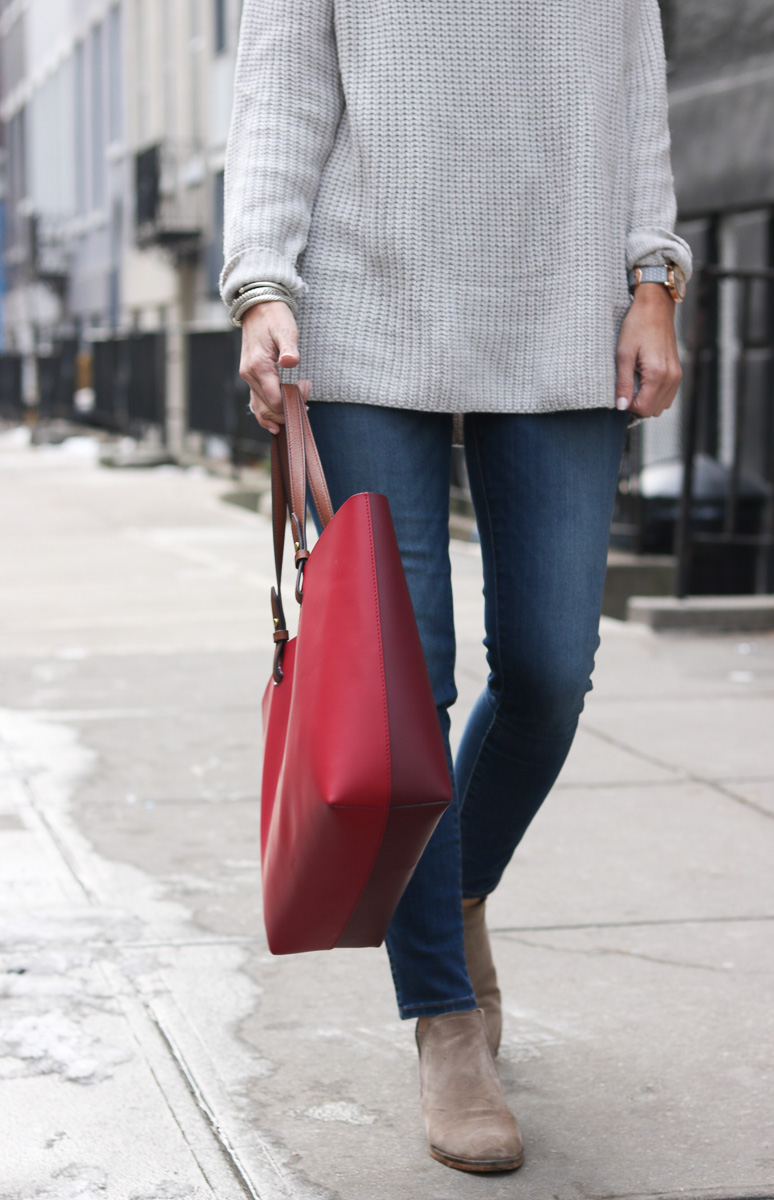 Fossil Tote Bags | Cobalt Chronicles | Washington DC | Style Blogger - Fossil Tote Bags by popular Washington DC blogger Cobalt Chronicles