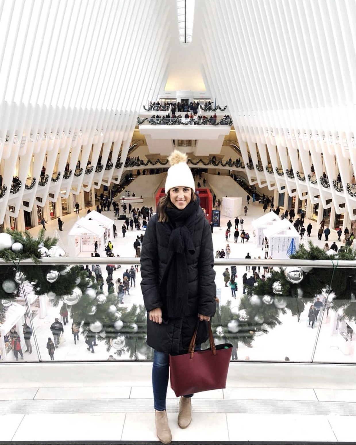 NYC Christmas | Cobalt Chronicles | Washington, DC | Travel Blogger