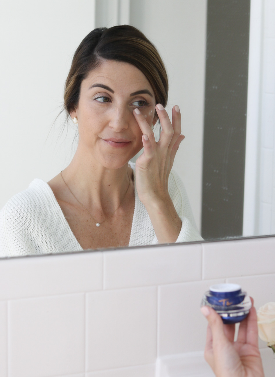 Anti-Aging Eye Cream | Cobalt Chronicles | Washington DC | Style Blogger