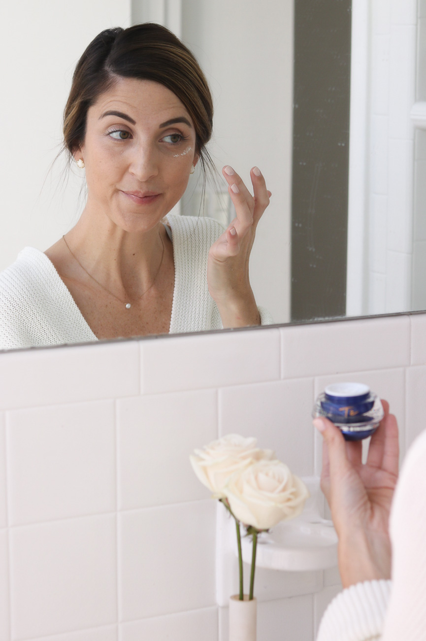 Anti-Aging Eye Cream   Cobalt Chronicles   Washington DC   Style Blogger