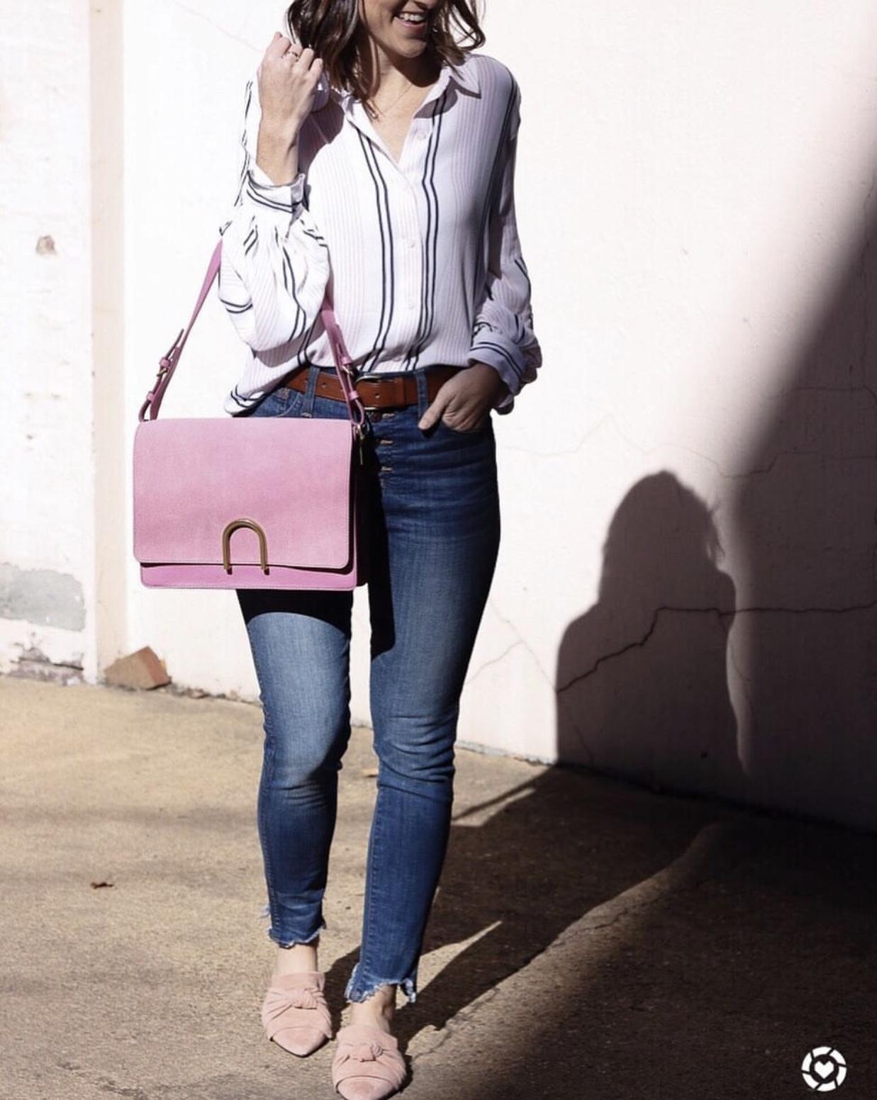 February Goals   Cobalt Chronicles   Washington, DC   Style Blogger