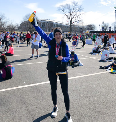 Week Before Half Marathon & Race Recap | Cobalt Chronicles | Washington, DC | Style Blogger