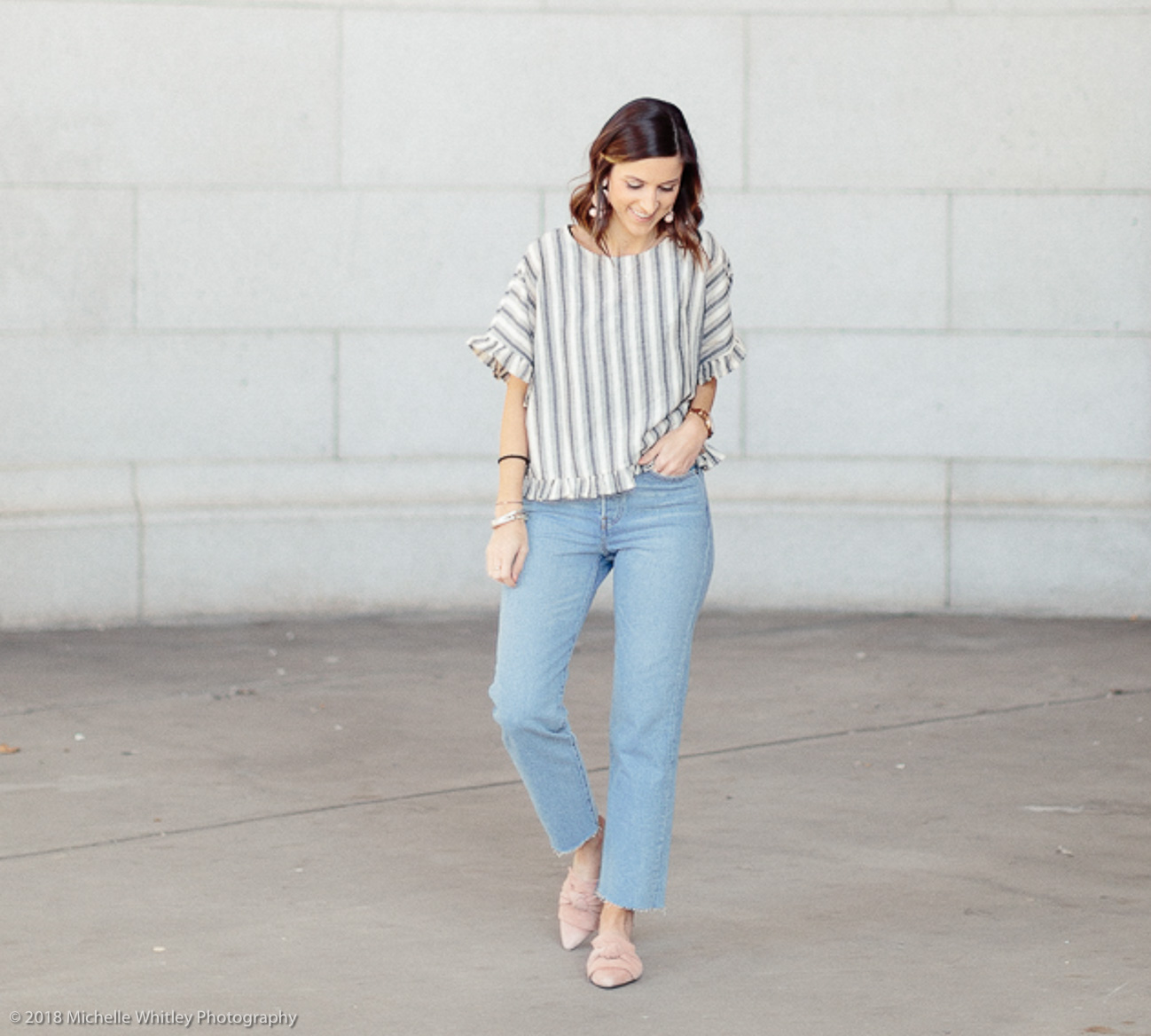 Spring Weekend Outfit | Cobalt Chronicles | Washington, DC | Fashion Blogger