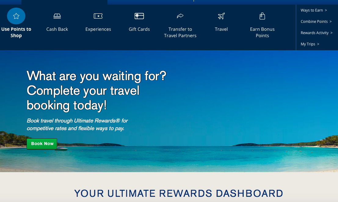 How to Book a Flight with Chase Ultimate Rewards | Cobalt Chronicles | Washington DC | Travel Blogger