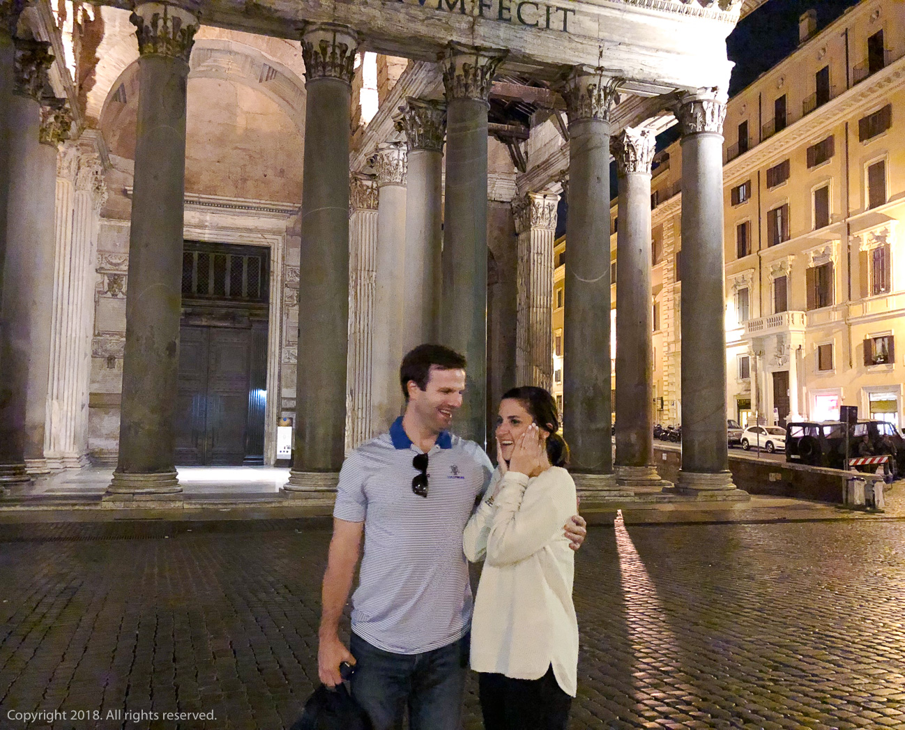 Cobalt Chronicles Engagement Story | Cobalt Chronicles | Washington, DC | Travel Blogger
