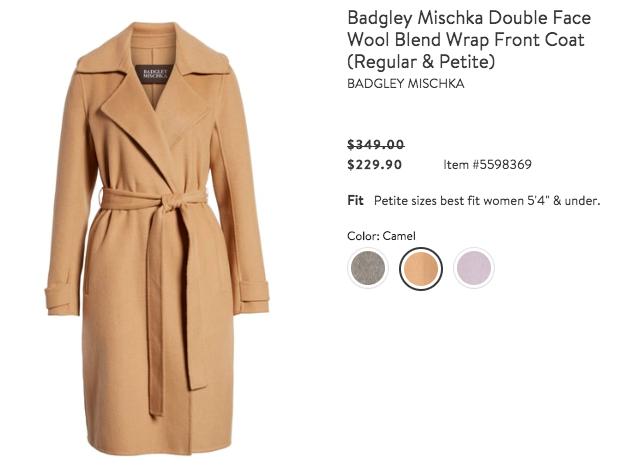 Nordstrom Anniversary Sale Preview PDF | Cobalt Chronicles | Washington, DC Fashion Blogger