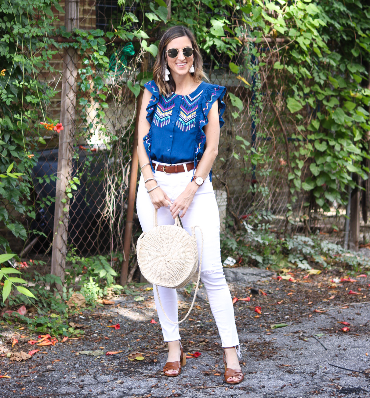 How to Transition Wardrobe from Summer to Fall | Cobalt Chronicles | Washington, DC | Style Blogger