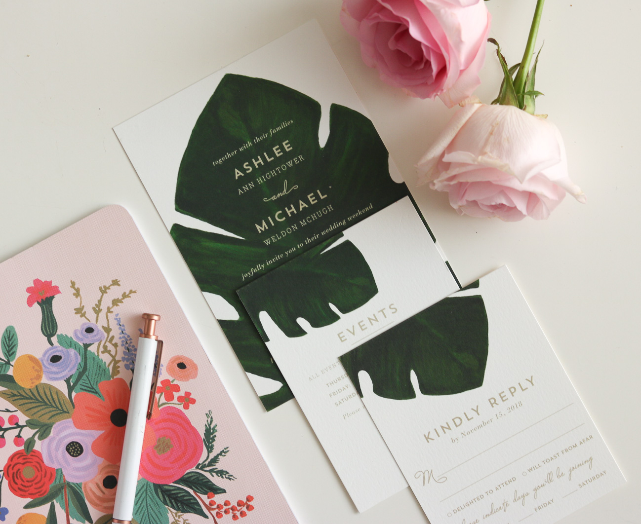 Destination Wedding Invitations | Cobalt Chronicles | Washington, DC | Style Blogger