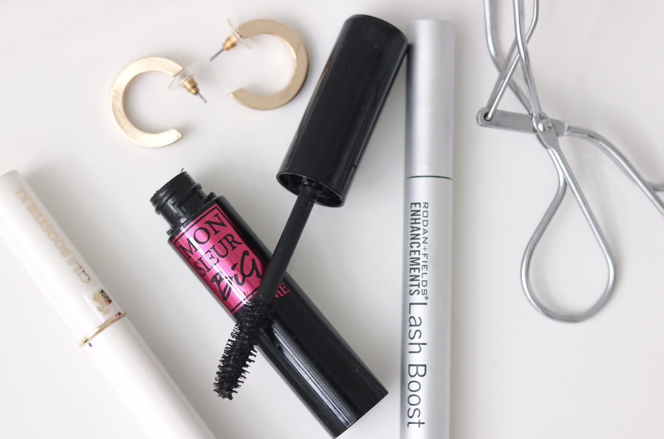Longer, Thicker Eyelashes WITHOUT Extensions!   Cobalt Chronicles   Washington, DC   Style Blogger
