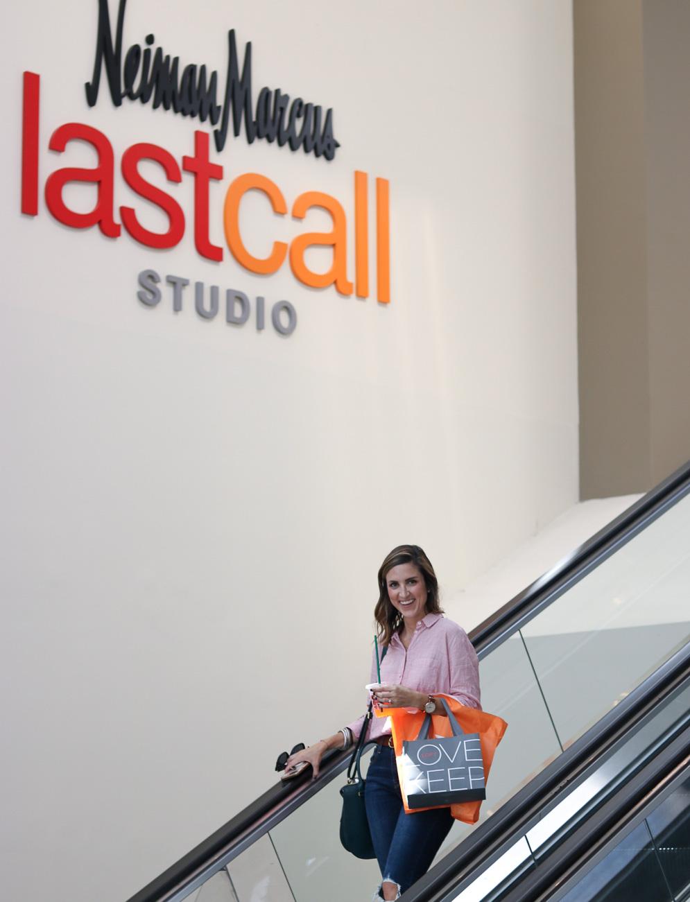 Shopping Day at Congressional Plaza | Cobalt Chronicles | Washington, DC | Style Blogger