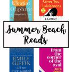 Summer Beach Reads Reading List   Cobalt Chronicles   Washington, DC Style Blogger