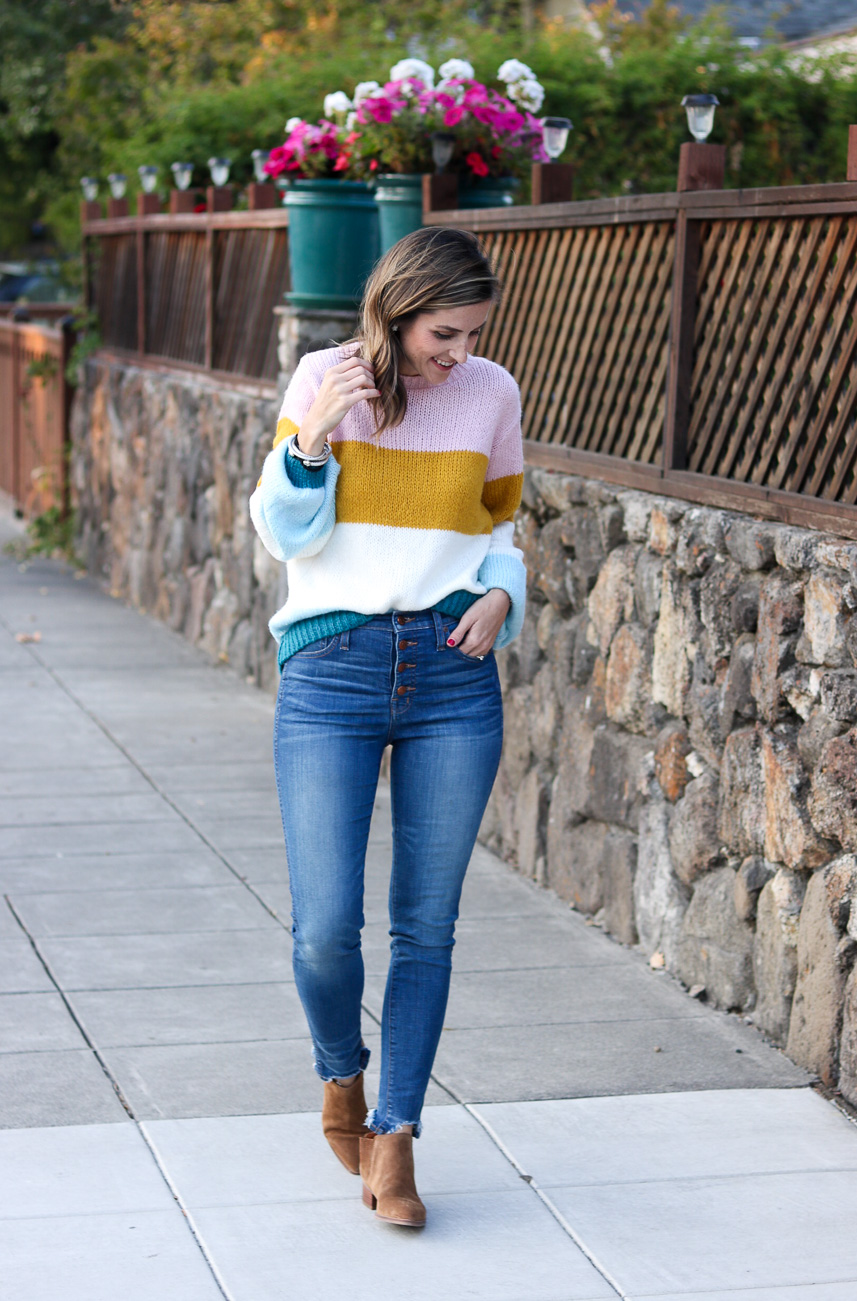 5 Sweaters for Fall | Cobalt Chronicles | Washington, DC | Style Blogger